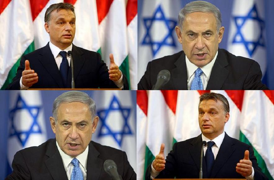 Budapestre jön jövőre az izraeli miniszterelnök